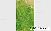 Satellite Map of Borgou