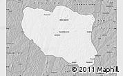 Gray Map of Ndali