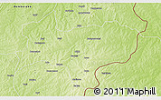 Physical 3D Map of Nikki