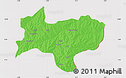 Political Map of Nikki, cropped outside