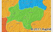 Political Map of Nikki
