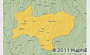 Savanna Style Map of Nikki