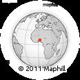 Outline Map of Nikki