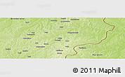 Physical Panoramic Map of Nikki