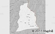 Gray Map of Segbana