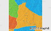 Political Map of Segbana
