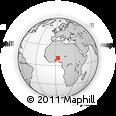 Outline Map of Segbana