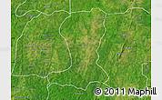 Satellite Map of Sinende