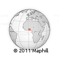 Outline Map of Pobe