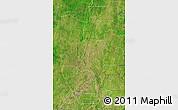 Satellite Map of Zou