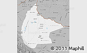 Gray Map of Beni