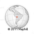 Outline Map of Chapare