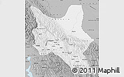 Gray Map of Cochabamba