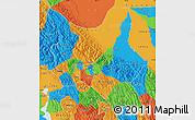 Political Map of Cochabamba