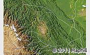 Satellite Map of Franz Tamayo