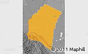 Political Map of Iturralde, desaturated