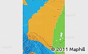Political Map of Iturralde