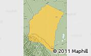 Savanna Style Map of Iturralde
