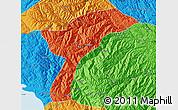 Political Map of Munecas