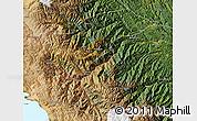 Satellite Map of Munecas