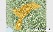 Savanna Style Map of Munecas