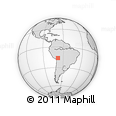Outline Map of Murillo