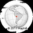 Outline Map of Omasuyos