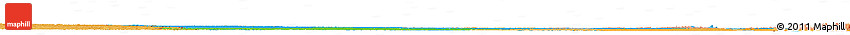 Political Shades Horizon Map of Pando