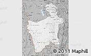 Gray Map of Potosi