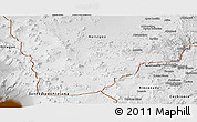 Physical Panoramic Map of Sud Lipez