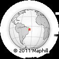Outline Map of Cha Preta