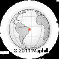 Outline Map of Igaci