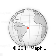 Outline Map of Jundia