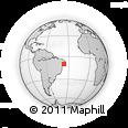 Outline Map of Junqueiro