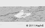 Gray Panoramic Map of Mata Grande