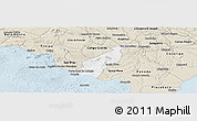 Classic Style Panoramic Map of Porto Real do C.