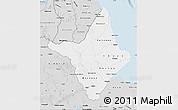 Silver Style Map of Amapa