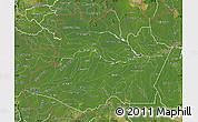 Satellite Map of Amazonas