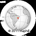 Outline Map of Botupora