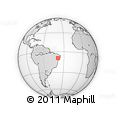 Outline Map of Rodelas