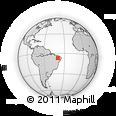 Outline Map of Altaneira