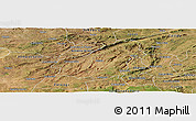 Satellite Panoramic Map of Assare