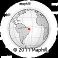 Outline Map of Igautu