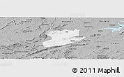 Gray Panoramic Map of Jucas