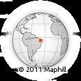 Outline Map of Potengi