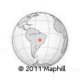Outline Map of Jaragua
