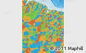 Political Map of Maranhao