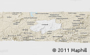 Classic Style Panoramic Map of Andrelandia