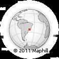 Outline Map of Arantina