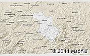 Classic Style 3D Map of Baependi